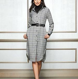 Lynda Shirtdress by Eva Mendes